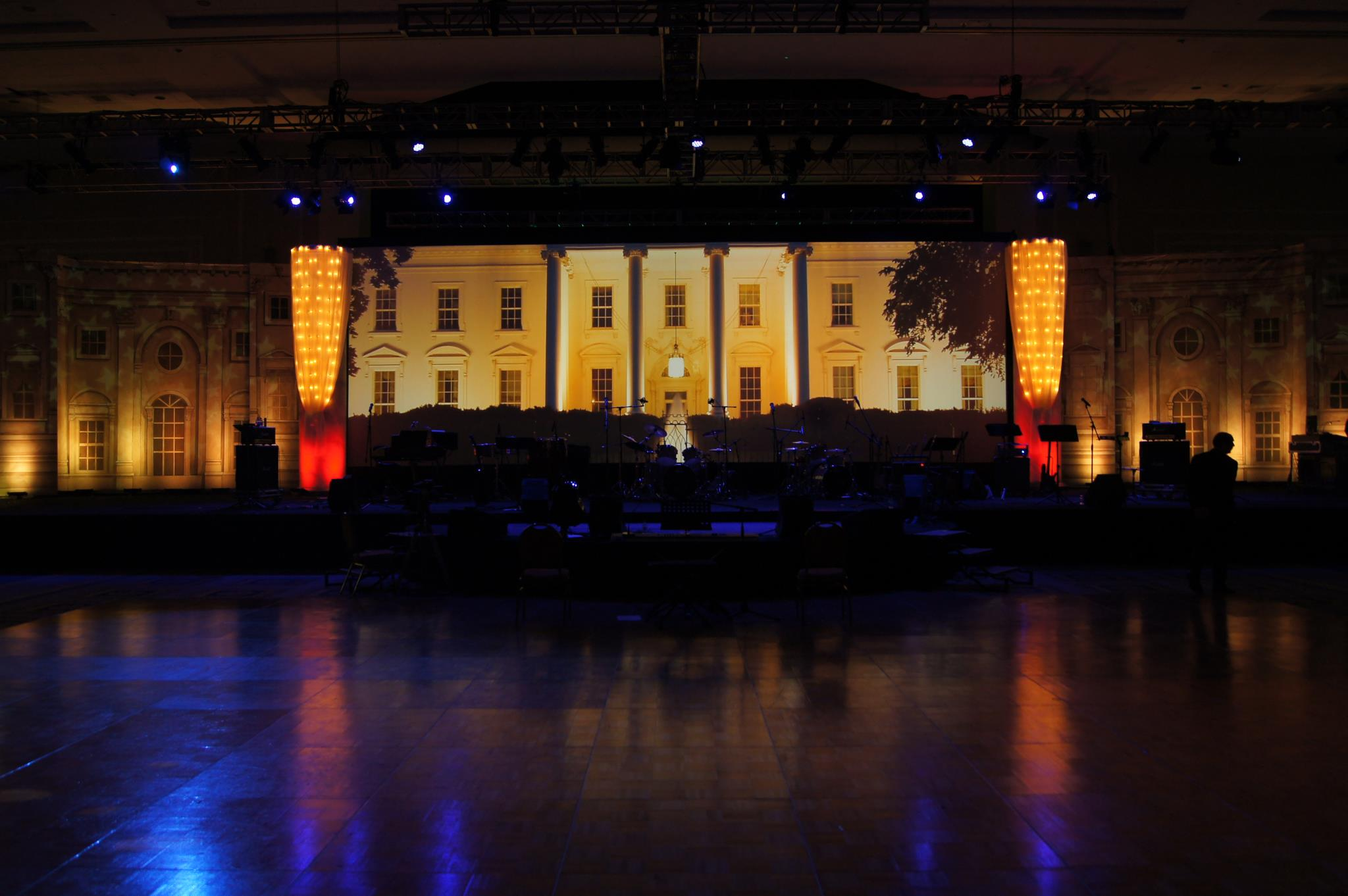 Scenic Widescreen Projection