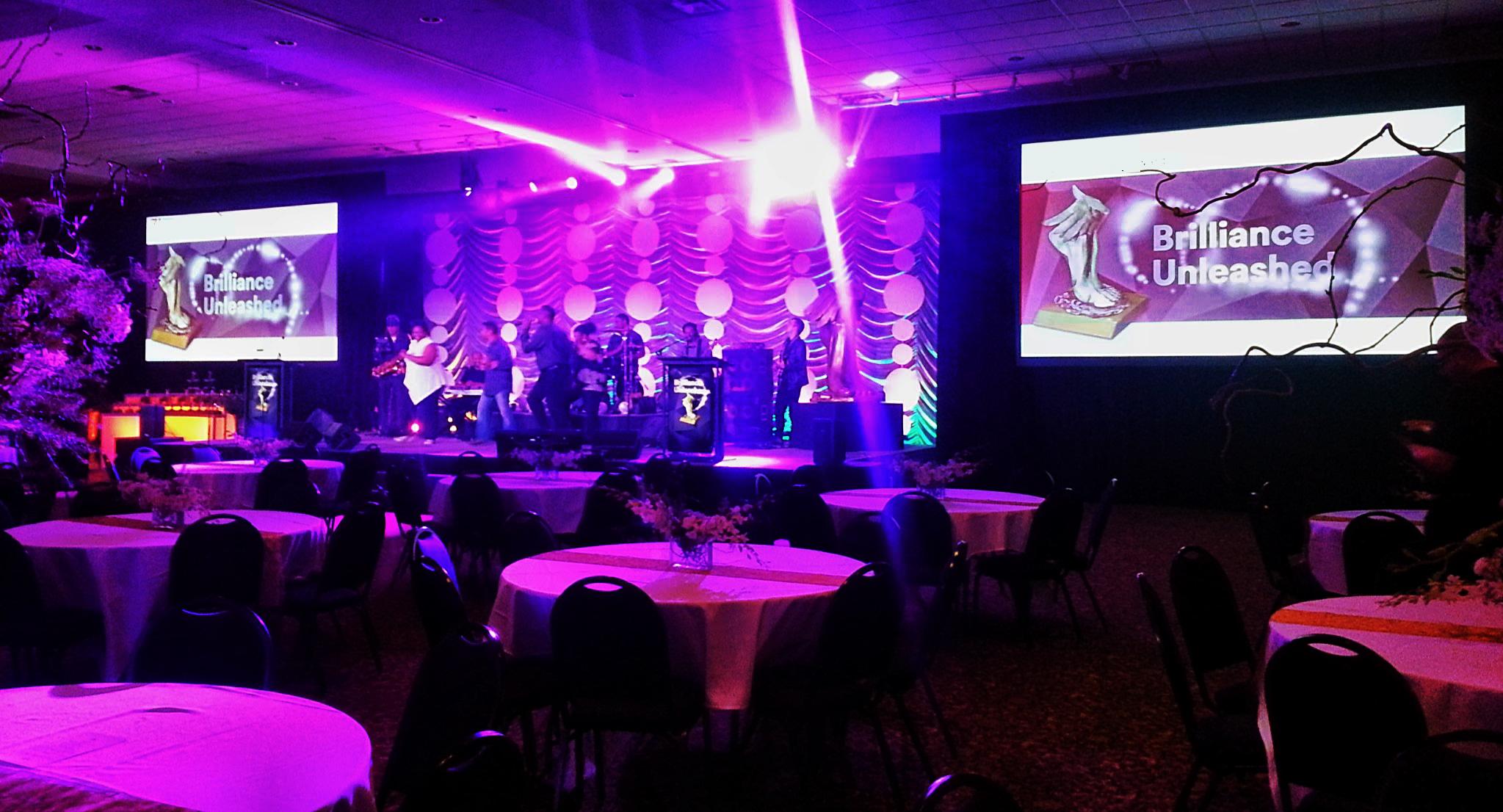 Corporate Awards Evening 2015